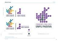 scarica immagine coordinata [formato pdf] - UNPLI Veneto