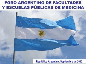 Dr. Gustavo Irico (decano Facultad Medicina, Universidad