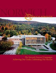 The Norwich Forever! - Norwich University