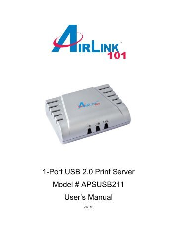 AIRLINK101 USB2.0 WLAN WINDOWS 10 DRIVER DOWNLOAD
