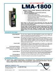 Reno Loop detector - Gates Edi Loop Detector Wiring Diagrams on
