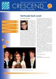 Ausgabe 02/2010 - Luzerner Kantonal-Blasmusikverband