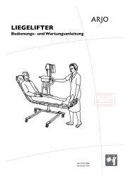 LIEGELIFTER Bedienungs- und Wartungsanleitung - ppm