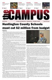 Issue 7 - Huntington North High School - Huntington County ...