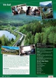 VIA Rail - Destination Canada