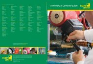 Commercial Controls Guide - Gas & Oil Parts Direct