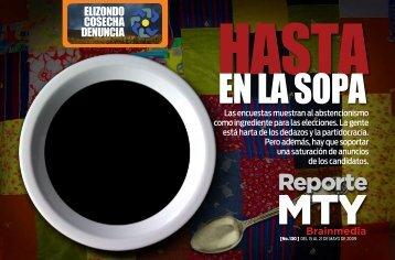 ELIZONDO COSECHA DENUNCIA - Reporte Indigo