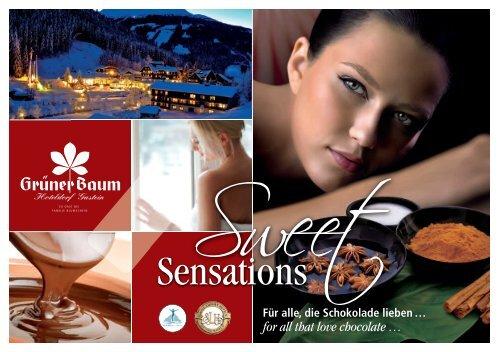 Sensations - Das Hoteldorf Grüner Baum in Bad Gastein
