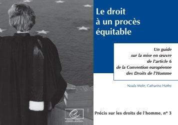 Droit à un procès équitable - Comité de soutien à Adlène Hicheur