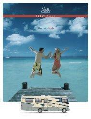 2005 Safari Trek Brochure - Guarantee RV