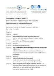 Tagungsprogramm als PDF zum Download - Hirschfeld-Eddy-Stiftung