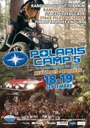 télécharger la brochure de présentation - Club Polaris France