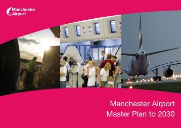 Master Plan to 2030 - Manchester Airport