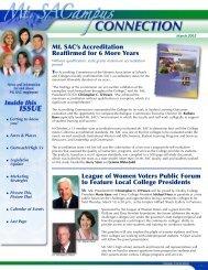 March 2005 - Mt. SAC - Campus News - Mt. San Antonio College