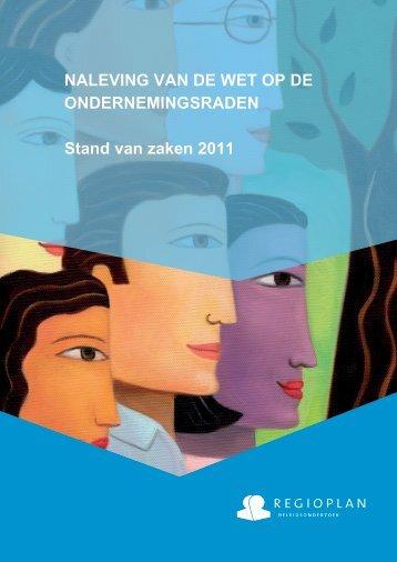 Naleving van de Wet op de ondernemingsraden - Rijksoverheid.nl