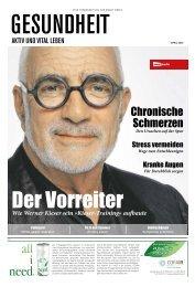 Der_Vorreiter.pdf - Kieser Training