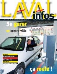 en centre-ville - Laval