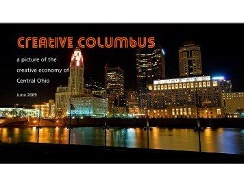 Creative Columbus - Columbus College of Art and Design
