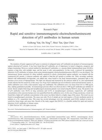 J. Immunol Methods