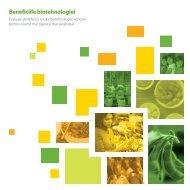 Beneficiile biotehnologiei - SoyConnection.com