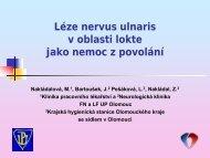 Bez nadpisu - Výukový portál LF UP Olomouc