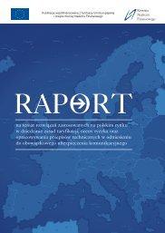 Raport k3 1 kor. - Komisja Nadzoru Finansowego