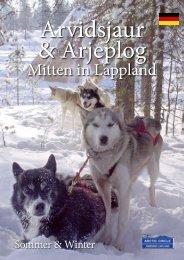 Mitten in Lappland - Arvidsjaur