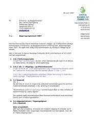 Erhvervs- og Byggestyrelsen BR2007 - Dansk Handicap Forbund