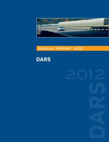 Annual Report 2012 - Dars