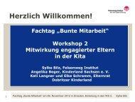 Herzlich Willkommen! - Institut inform