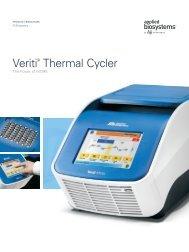 Veriti® Thermal Cycler