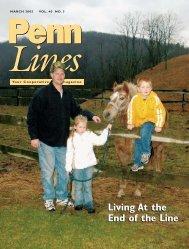 March 2005 - PREA - The Pennsylvania Rural Electric Association