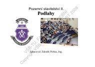 Podlahy - FAST