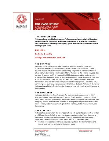 Wolf Motors Case Study