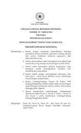 undang-undang no. 23 tahun 2011 tentang ... - Kemenag Sumsel