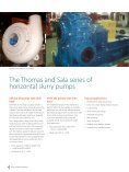 The slurry pump program - Metso - Page 4