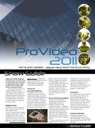 See the full Exhibition Guide here - Institute of Videography