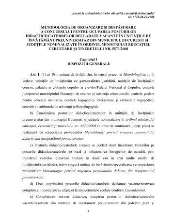 Anexa OMECT 5741.pdf - Inspectoratul Şcolar Judeţean Mureş