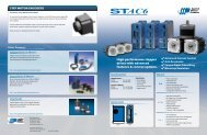 STAC6 Brochure - Mclennan Servo Supplies Ltd.