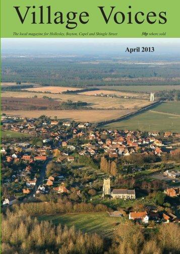 April - Village Voices