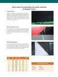 Revestimiento resistente al desgaste  Trellex P roductos de ... - Metso - Page 4