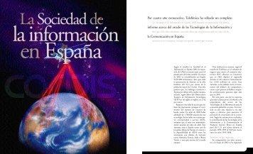 La Sociedad de la información en España 2003