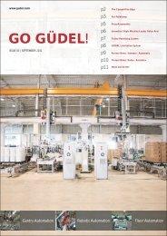 GÜDEL India Newsletter