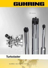 Turbolader - Gühring oHG