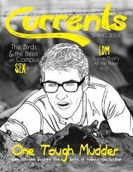 Currents Magazine, Spring 2013 - Pepperdine University