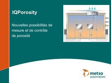 IQPorosity - Metso's automation