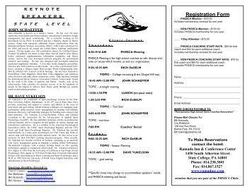 Swimming Lesson Swimming Lesson Registration Form