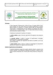 Produzione rosmarino - Parco di Montevecchia e della Valle del ...