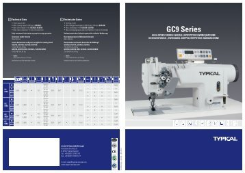 GC9 Series - Typical