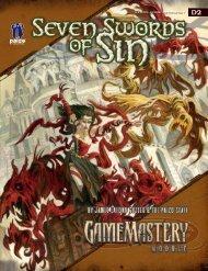GameMastery Module: D2 Seven Swords of Sin